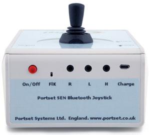 Wirefree Joystick